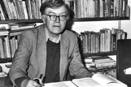 Emeritus Professor Arthur Terry