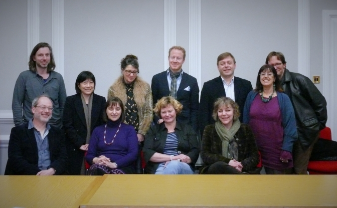 BCLA Executive Committee 2014